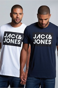 Jack and Jones Pack of 2 T-shirts
