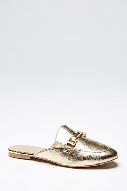 Be You Snaffle Trim Loafer Slider