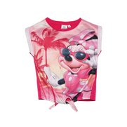Girl's Minnie Mouse T-Shirt