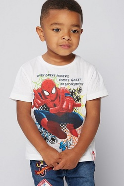 Boys Spider-Man T-Shirt