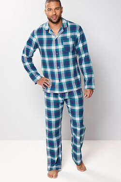 Check Flannel Pyjama
