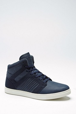 Mens Crosshatch Alvia Trainers