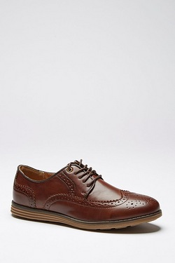 Twisted Gorilla Brogue Shoe
