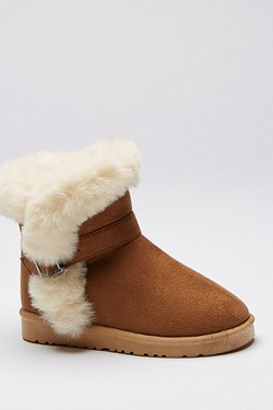Girl's Fur Lined Ellie Boot