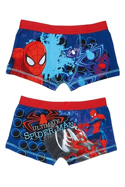Boys Ultimate Spider-Man Trunks