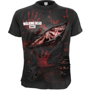 Walking Dead Rick All Infected T-Shirt