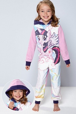Girls My Little Pony Sparkle Onsie