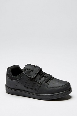 Boy's Velcro Trainer Style Shoe