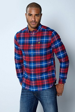 Lyle and Scott Flannel Shirt
