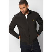 Lyle & Scott Zip Through Funnel Jacket