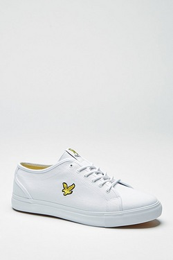 Lyle and Scott Teviot Twill Trainer