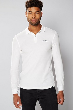 Firetrap Long Sleeve Polo