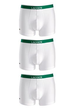Lacoste Pack Of 3 Boxers
