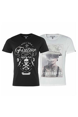 Firetrap 2-Pack of T-Shirts