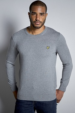 Lyle and Scott Crew Neck Knit