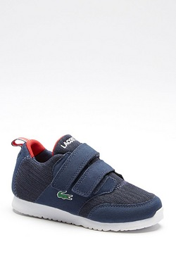 Boys Lacoste Lightweight Trainer