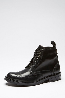 Ben Sherman Crews Brogue Boot