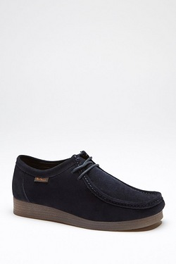 Ben Sherman Quad Suede Wallabee Boot
