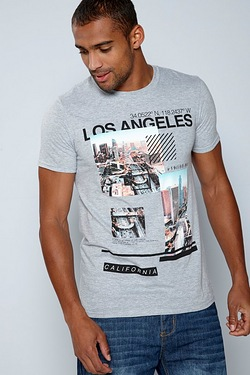 Twisted Gorilla Los Angeles T-Shirt