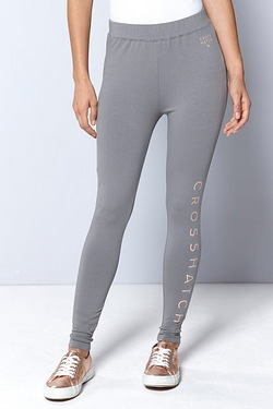 Crosshatch Legging