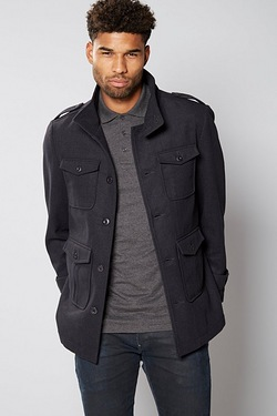 Twisted Gorilla 4 Pocket Coat