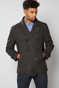 Twisted Gorilla Peacoat