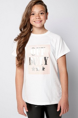Girls Off Duty Tee