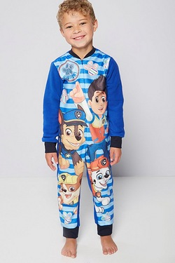 Boys Paw Patrol Fleece Onesie