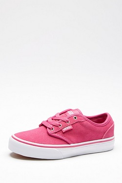 Girls Vans Atwood Trainer - Pink