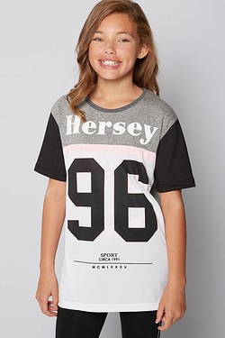 Girls Beck and Hersey T-Shirt
