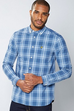 Lyle and Scott Check Shirt