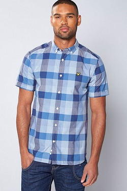 Lyle and Scott Short Sleeve Shirt
