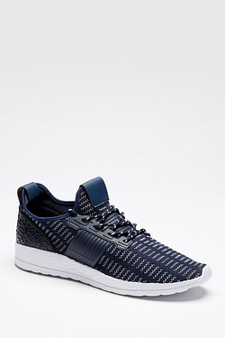 Twisted Gorilla Contrast Knit Trainer