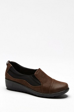 Cushion Walk Trouser Shoe