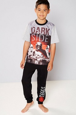 Boys Star Wars Dark Side Pyjamas