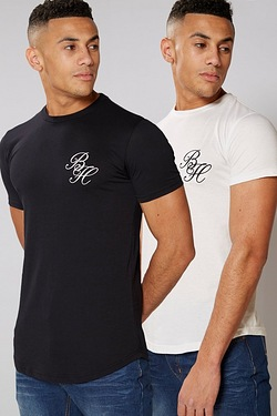 Beck and Hersey 2 Pack T-Shirt