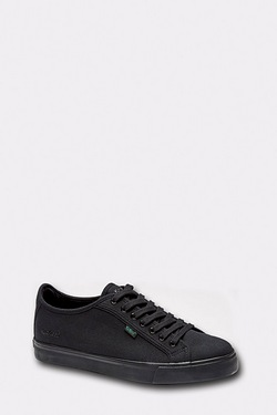 Boys Kickers Tovni Laced Canvas