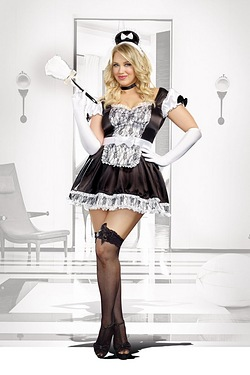 Plus Size Maid For You Fancy Dress