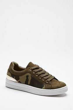 Be You Camo Trainer