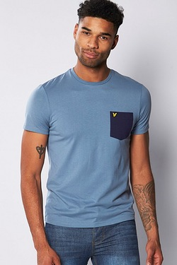 Lyle and Scott Pocket T-Shirt