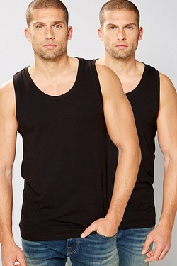 Twisted Gorilla Pack Of 2 Vests