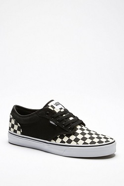 Vans Atwood Checkerboard Pump