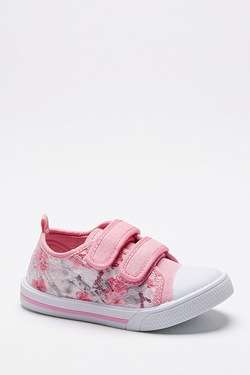 Younger Girls Betsey Floral Lace