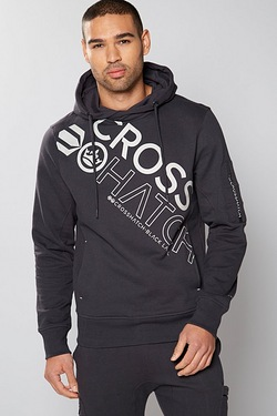 Crosshatch Hoody