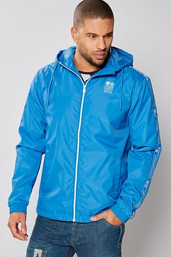 Crosshatch Windbreaker Jacket