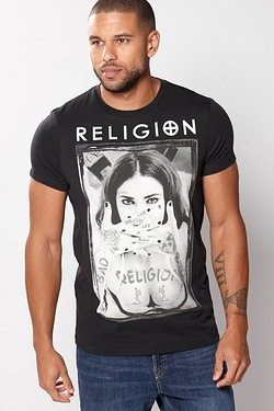 Religion T-Shirt - Bad Boys
