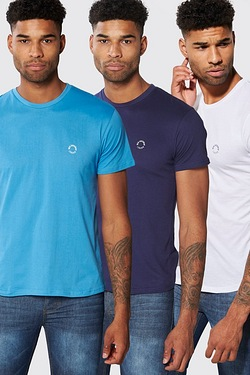 Ben Sherman 3 Pack T Shirt