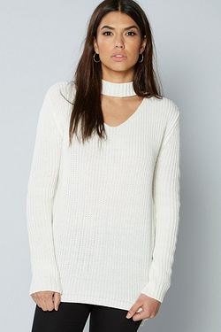 Be You Choker Jumper
