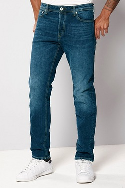 Jack and Jones Mike Straight Fit Jean