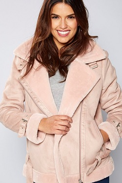 Be You Aviator Jacket